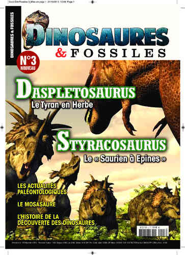 Dinosaures & Fossiles #03