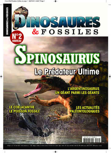Dinosaures & Fossiles #02