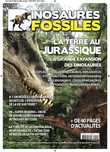 Dinosaures & Fossiles #14