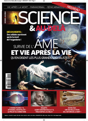 Science & Au-Delà #02
