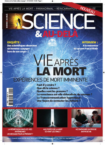 Science & Au-Delà #01