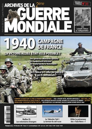 Les Archives de la seconde guerre mondiale #31
