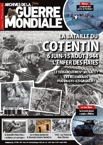 Les Archives de la seconde guerre mondiale #32